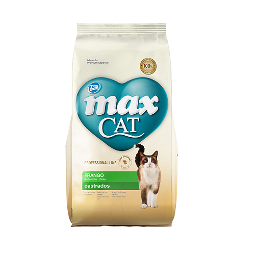 Max Gatos Castrados Sandycat