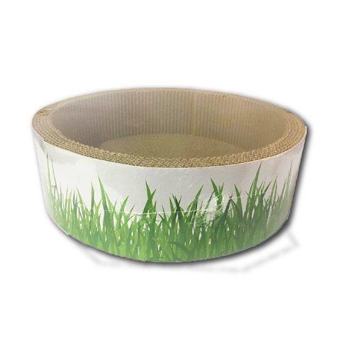 Rascador redondo verde RR6003