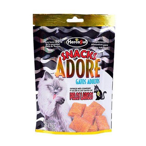 Snack Adore Pelo Largo 80gr