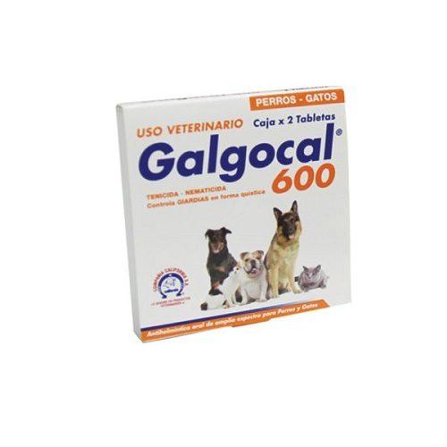 Galgocal 600 Desparasitante