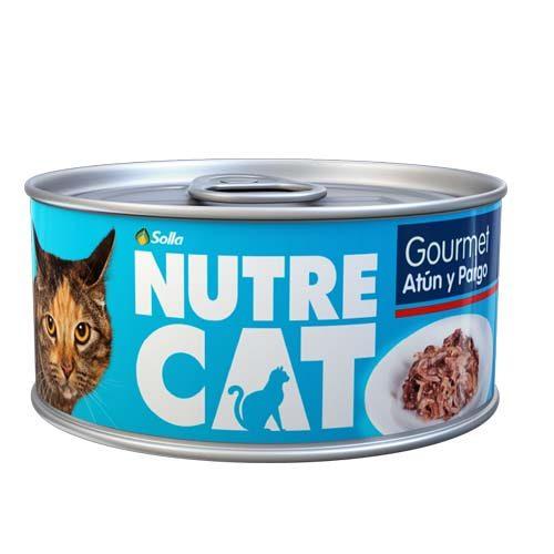 Nutre Cat Atún y Pargo
