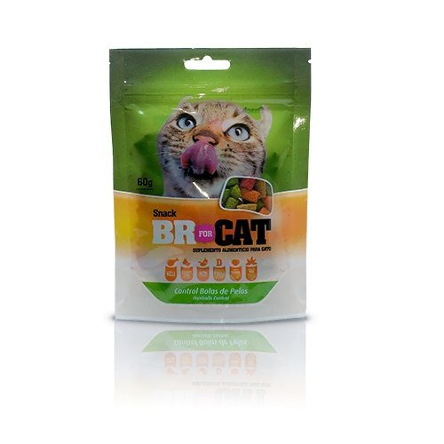 Snack BR for CAT control bola de pelos 60 gr