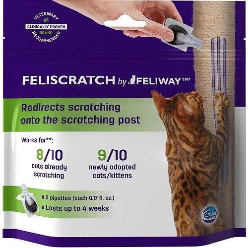Estimulante Rascador Feliscratch Feliway