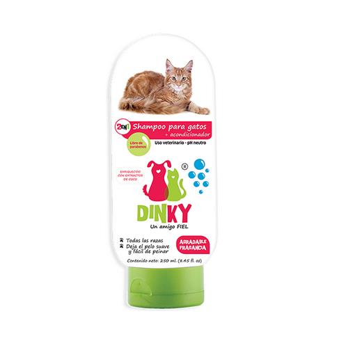 Dinky Shampoo Gatos